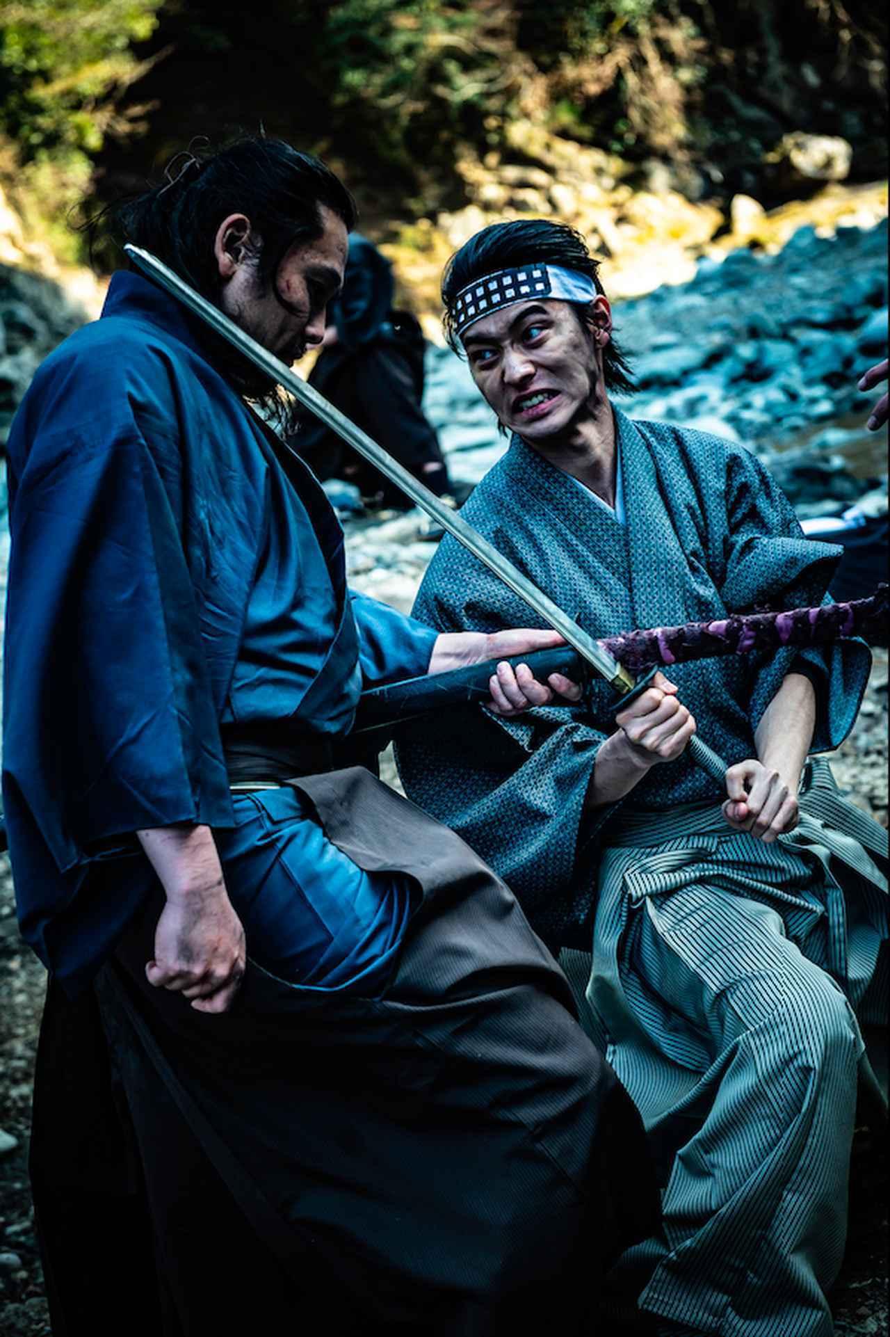 画像2: ©2020 CRAZY SAMURAI MUSASHI Film Partners