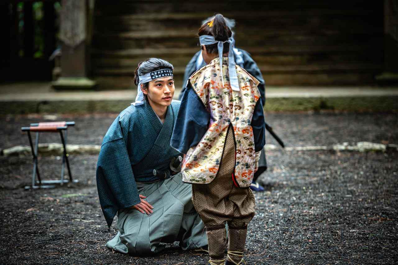 画像5: ©2020 CRAZY SAMURAI MUSASHI Film Partners