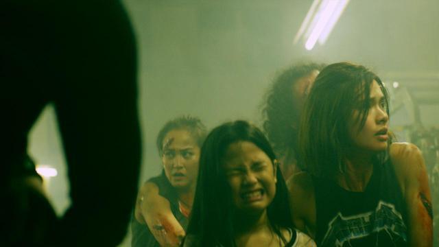 画像2: 不屈のスタントウーマンがマニラの夜を駆け巡る。 クール&ビューティな最強ニュー・アクションヒロイン誕生!