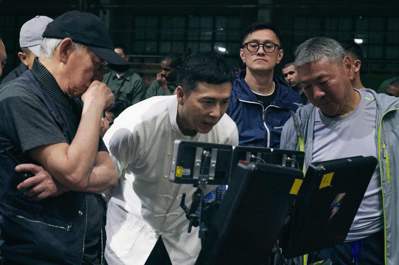 画像: メイキング写真 © Mandarin Motion Pictures Limited, All rights reserved.