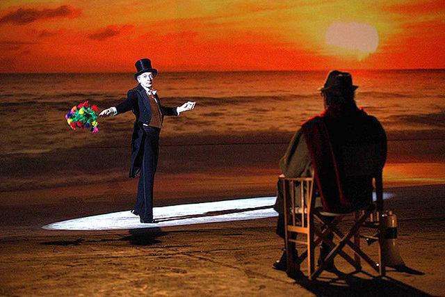画像: 巨匠・スコーラ監督が、没後20年を機に映像の魔術師フェリーニの素顔に迫るドキュメンタリー『フェデリコという不思議な存在』!
