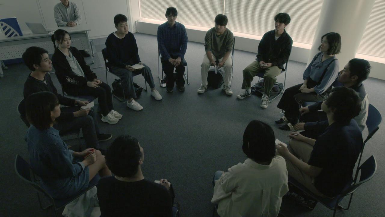 画像: 『タヌキ計画』41分 監督:チェ・ユシン (24歳/台湾出身/東放学園映画専門学校)