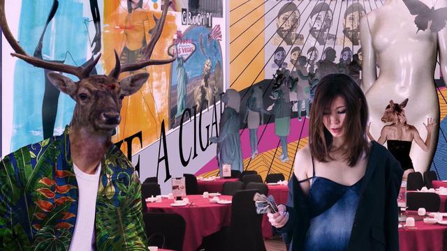 画像: 『LUGINSKY』63分 監督:haiena (42歳/東京都出身/フリーランス)