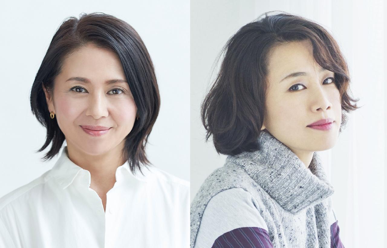 画像: 左より小泉今日子、渡辺真起子