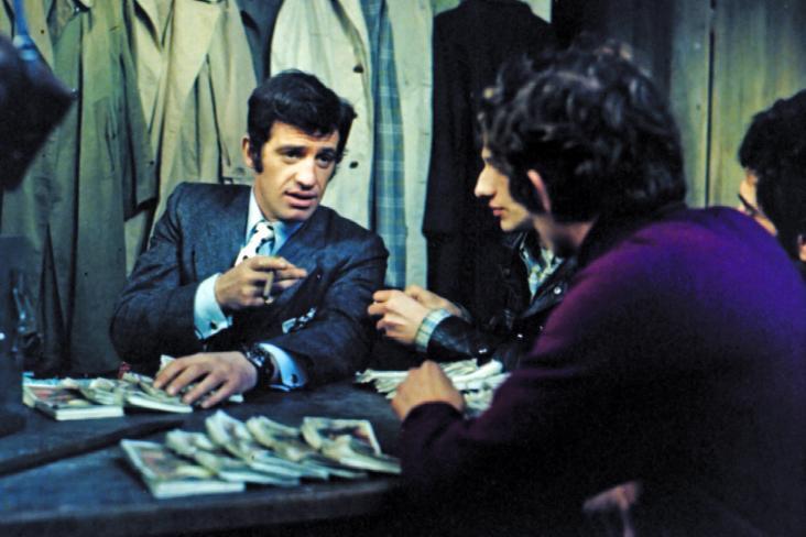 画像: HO! a film by Robert Enrico ©1968 - TF1 DROITS AUDIOVISUELS - MEGA FILMS