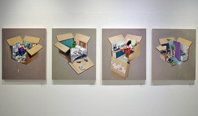 画像: 金 昭希 (김소희) Kim Sohee ギャラリーQ Gallery Q