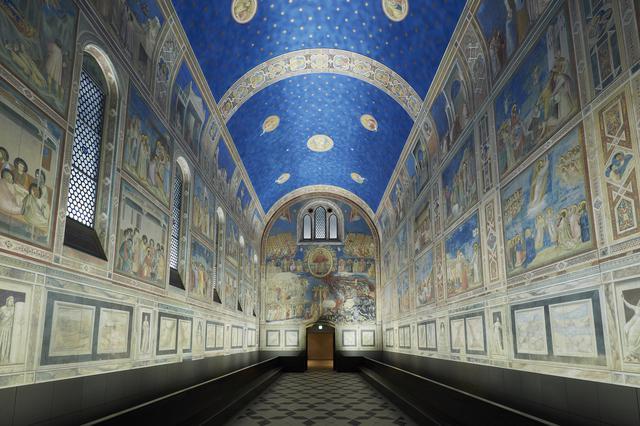 画像: 「スクロヴェーニ礼拝堂」