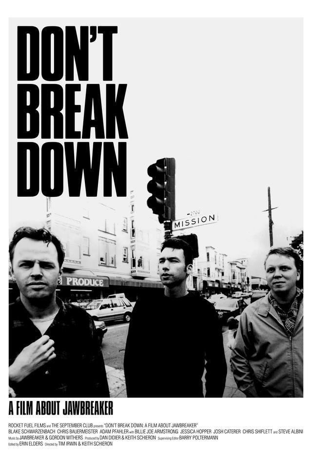 画像: 予告編解禁!90年代アメリカン・パンク最重要バンド、ジョウブレイカーの知られざる軌跡を追ったドキュメンタリー『ジョウブレイカー/ドント・ブレイク・ダウン』