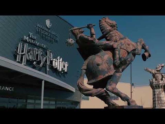 画像: 「ハリー・ポッター」スタジオツアーロンドン映像 'Wizarding World' and all related names, characters and indicia are trademarks of and © Warner Bros. Entertainment Inc. – Wizarding World publishing rights © J.K. Rowling. youtu.be