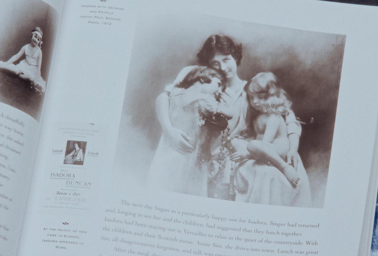 画像1: 伝説のダンサー、イサドラ・ダンカン。 彼女の遺したダンス「母」から生まれた、3つの喪失と再生の物語。