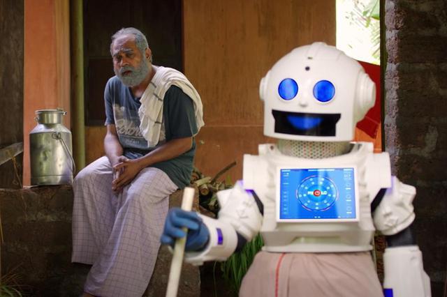 画像: 『ジャパン・ロボット』 (原題:ANDROID KUNJAPPAN VERSION 5.25/ 2019年/マラヤーラム語) ※日本初上映