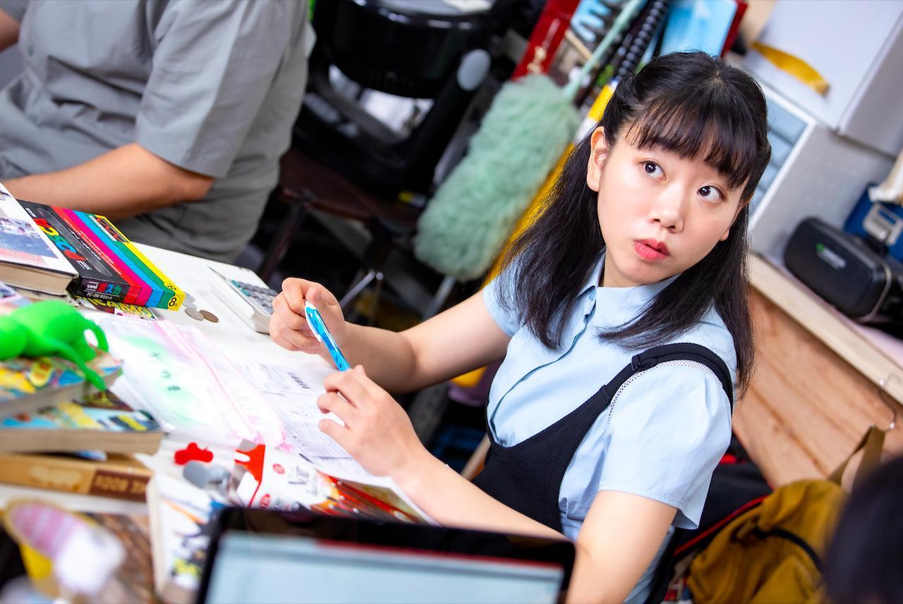 画像: ■リコ(演/藤谷理子) 先勝美術大学3年、20歳。親友のサラをサポートすべく「夢みる人」のプロデューサーを買って出る。自分のものづくりに対する想いの強さを再確認しつつも、お嬢様育ちで大人しい性格もあって、一人で思い悩むことも多くなっていく・・・。 (C) 2020映画「ビューティフルドリーマー」製作委員会