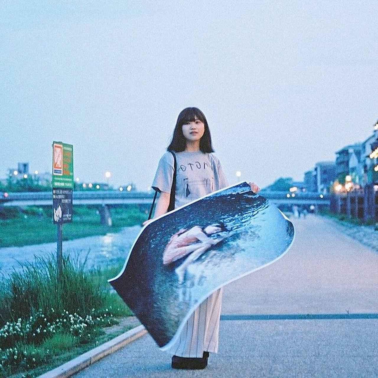 画像: 監督:金子由里奈