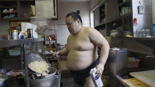 画像2: (C) 2020「相撲道~サムライを継ぐ者たち~」製作委員会