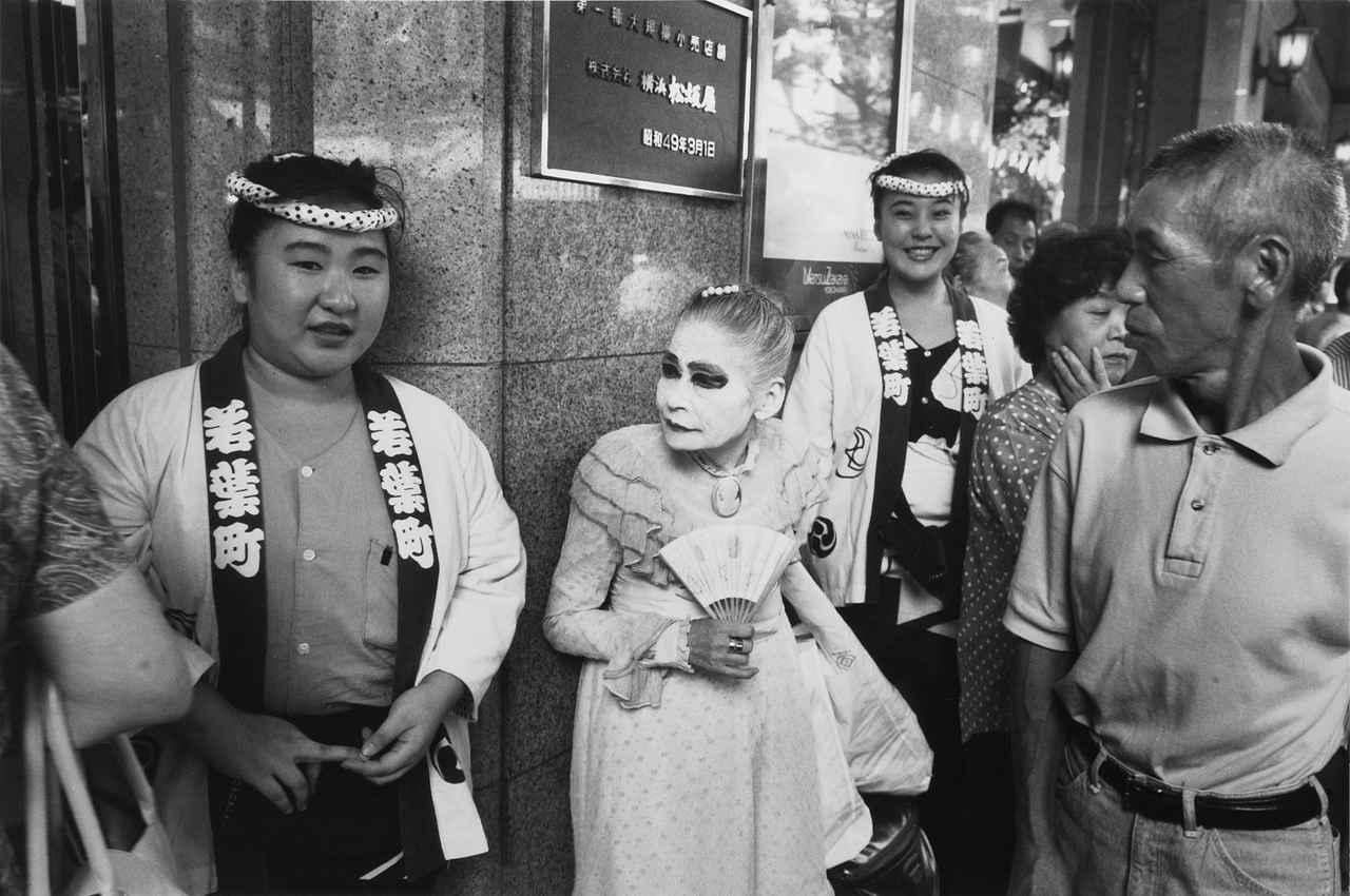 画像3: あなたは伝説のメリーさんを観たことがありますか?15年の時を経て、今、銀幕に甦る『ヨコハマメリー』映画誕生15周年記念リバイバル上映&河出文庫発売!