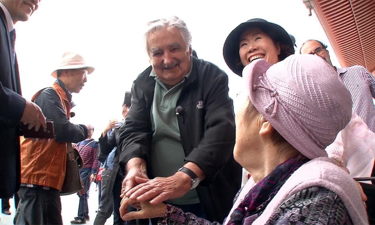 画像5: ホセ・ムヒカさんと監督からのコメントも到着!