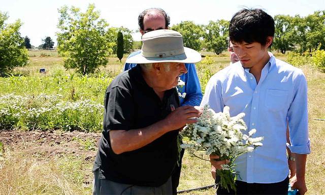 画像1: ホセ・ムヒカさんと監督からのコメントも到着!