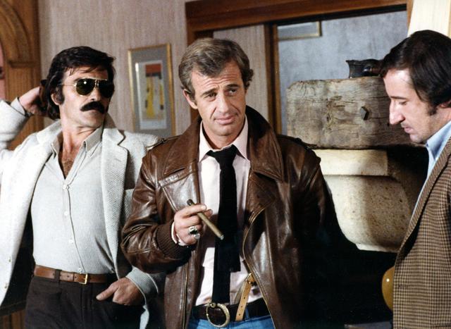 画像: 『警部』 FLIC OU VOYOU a film by Georges Lautner ©1979 STUDIOCANAL – GAUMONT