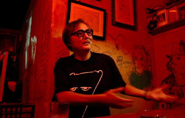 """画像2: 東京の夜を見続けてきた星野哲也が、世界中から客が集う伝説のジャズ喫茶「ベイシー」を映画化!こだわり抜いた""""聴く映画""""づくりを語る。"""