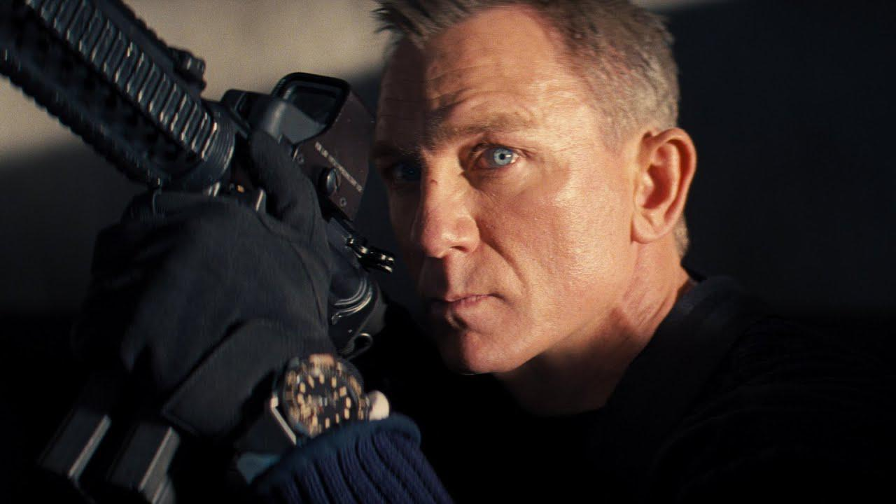 画像: 『007/ノー・タイム・トゥ・ダイ』日本版本予告 youtu.be