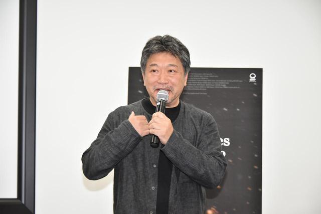画像: 企画で名をつらねた是枝裕和監督