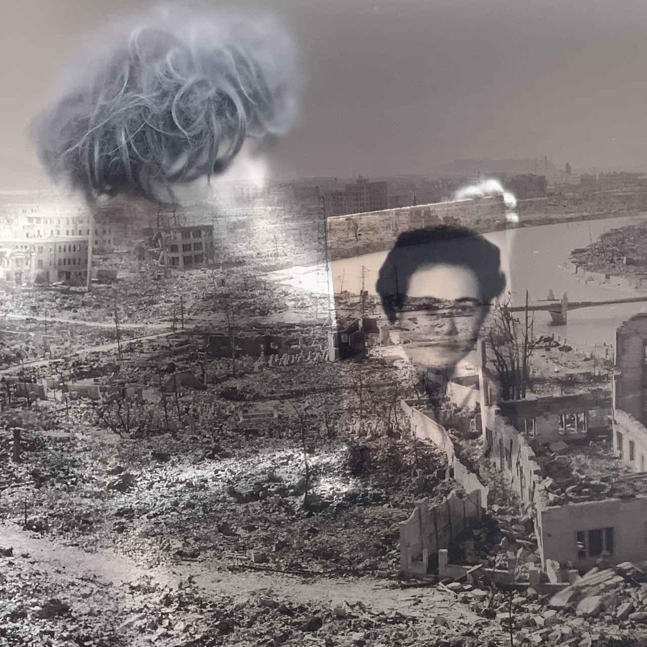 画像: 「照射されたものたち」 Irradiated