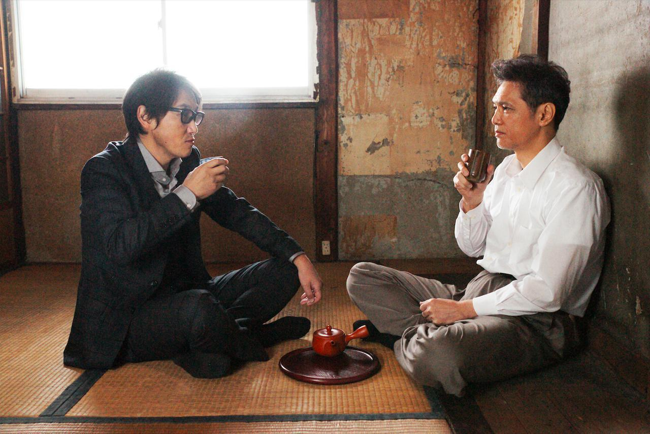 画像: 左より上西雄大、加藤雅也