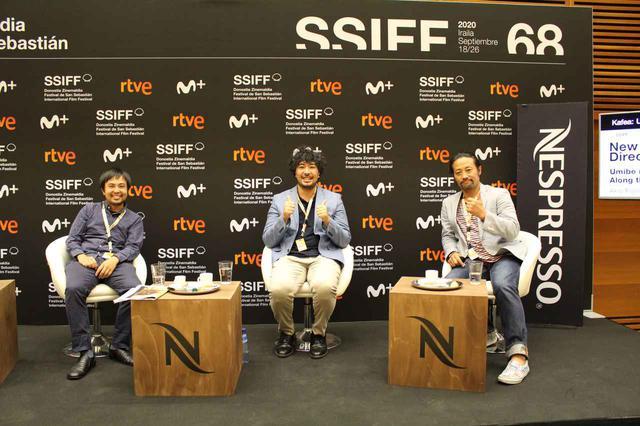 画像2: 第 68 回サンセバスチャン映画祭にて