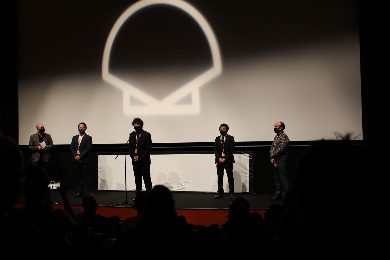 画像1: 第 68 回サンセバスチャン映画祭にて