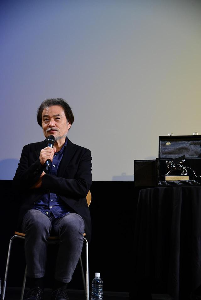 画像: 黒沢清監督