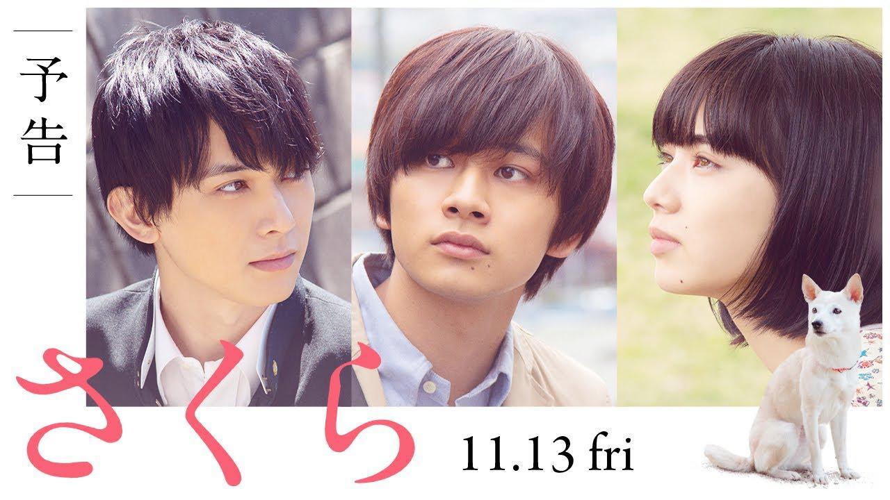 画像: 映画『さくら』予告(60秒)2020年11月13日(金)全国ロードショー youtu.be