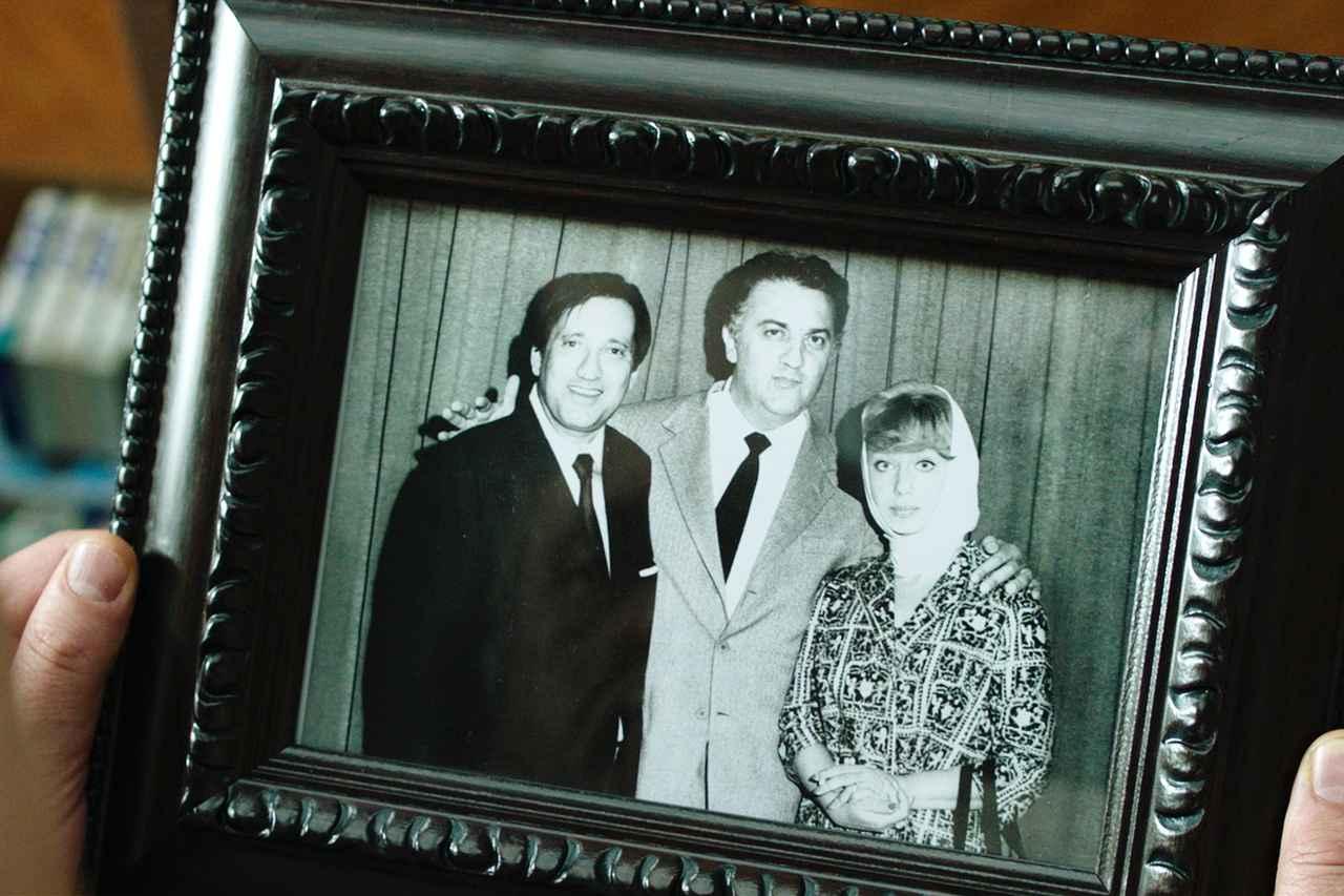 画像5: 名匠フェリーニ作品のビジュアルが 30 年の時を経て『声優夫婦の甘くない生活』版にリメイク! 映画愛溢れる『ボイス・オブ・ムーン』版ビジュアル解禁