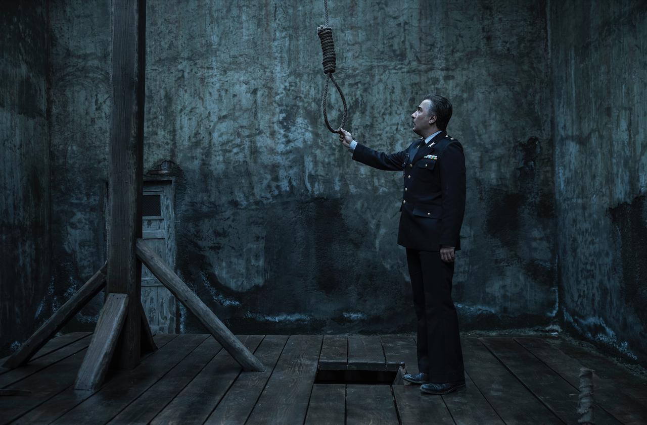 画像1: 『ウォーデン 消えた死刑囚』