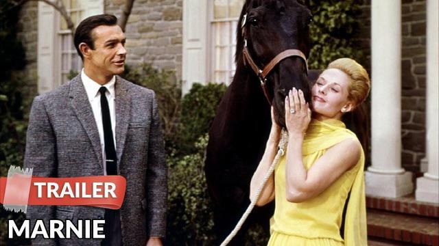 画像: Marnie 1964 Trailer HD   Alfred Hitchcock   Sean Connery   Tippi Hedren youtu.be
