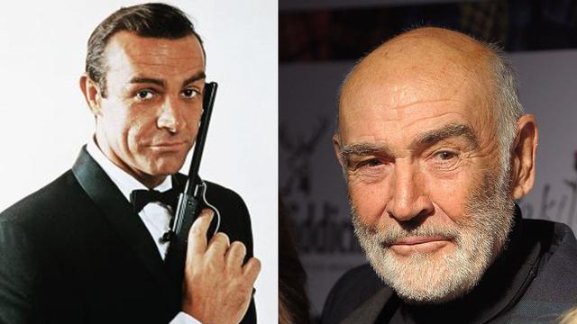 画像: Original James Bond actor Sean Connery dies at age 90