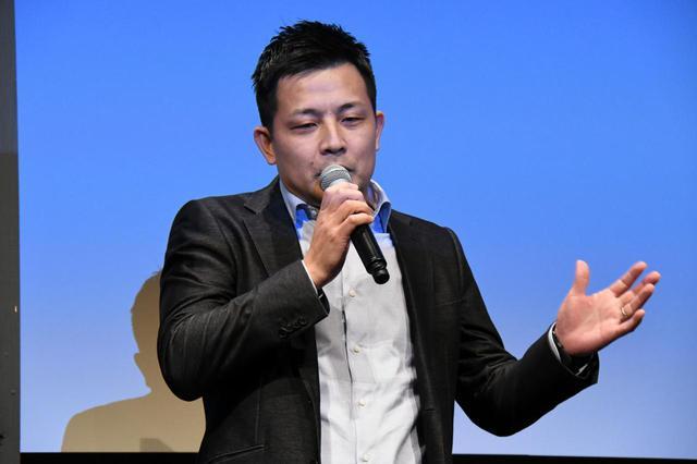 画像: 大庭功睦監督