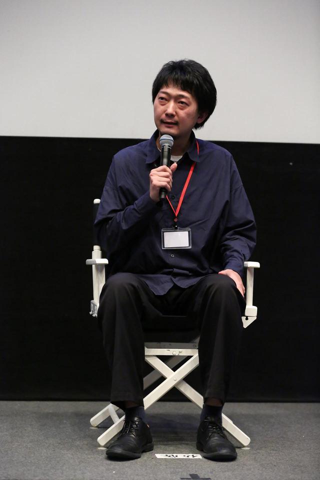 画像1: 佐藤 快磨監督