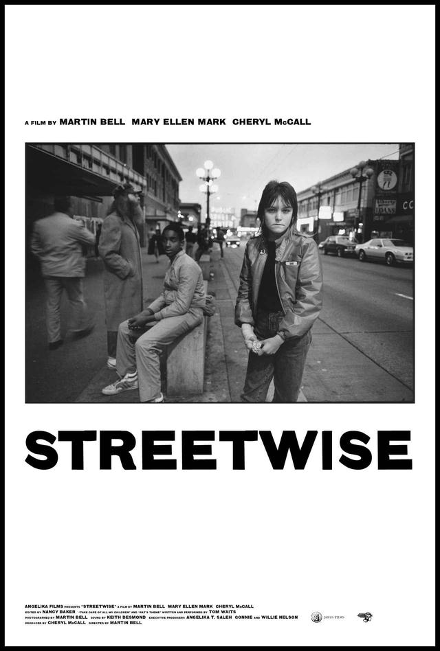 画像1: 『子供たちをよろしく(原題:Streetwise)』 (1984年、監督:マーティン・ベル)