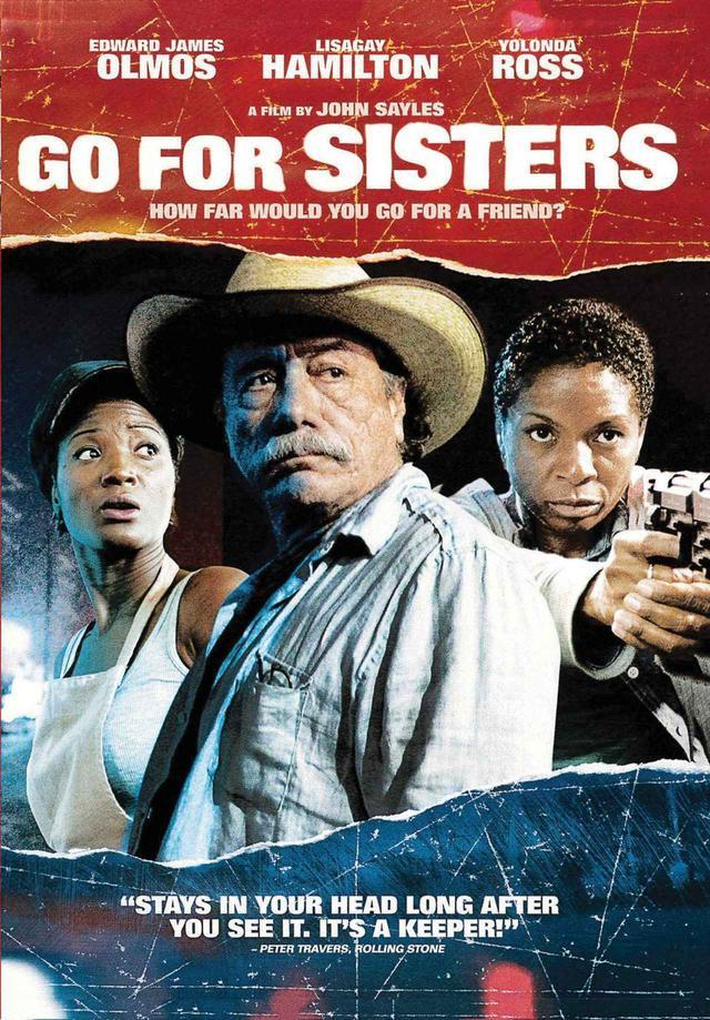 画像1: 『ゴー・フォー・シスターズ(原題:Go For Sisters)』 (2013年、監督:ジョン・セイルズ)