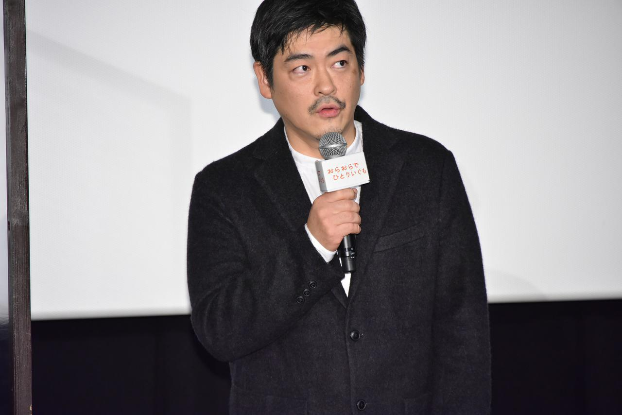 画像: 沖田修一監督