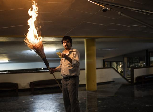 画像: 『迂闊(うかつ)な犯罪』(監督シャーラム・モクリ/2020年/イラン)