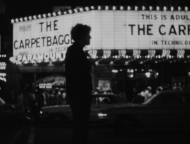 画像1: 『Echoes of Silence』沈黙のこだま (1964/アメリカ/74分/スタンダード)