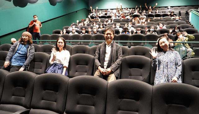 画像: 最大2時間の長回し!終わらないセクハラのディベート 舩橋淳監督 最新作『ある職場』 東京国際映画祭レポート