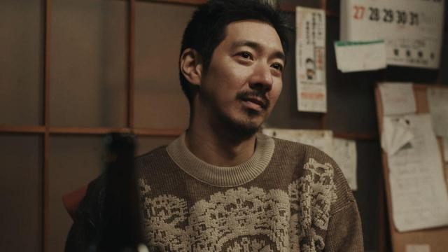画像: 『中村屋酒店の兄弟』場面写真 長尾さん演じる兄・弘文