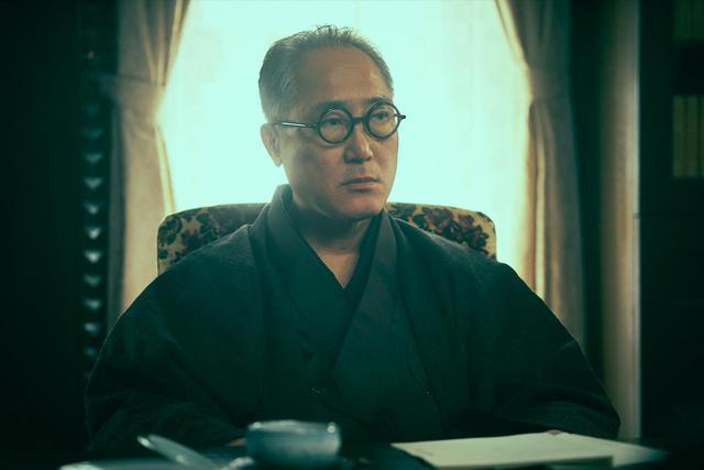 画像: 佐野史郎 美濃部達吉(憲法学者)