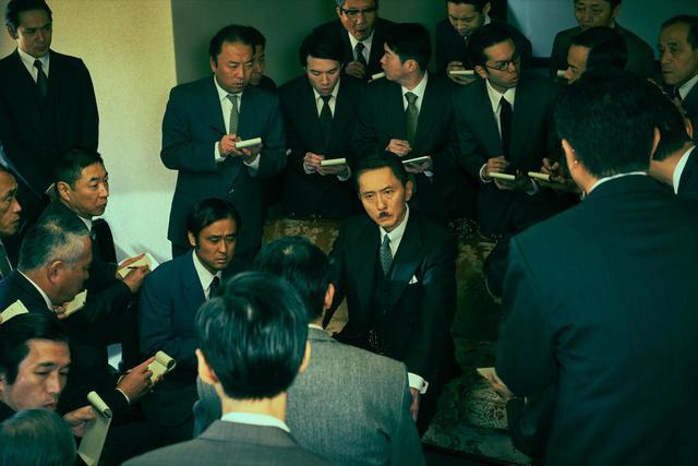 画像: 松重豊 近衛文麿役(元内閣総理大臣)