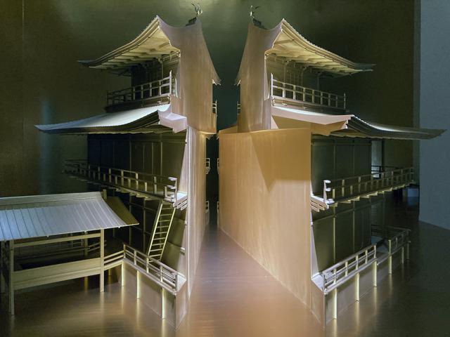 画像: 展示風景:『ミシマ―ア・ライフ・イン・フォー・チャプターズ』(映画 1985年) より photo©moichi