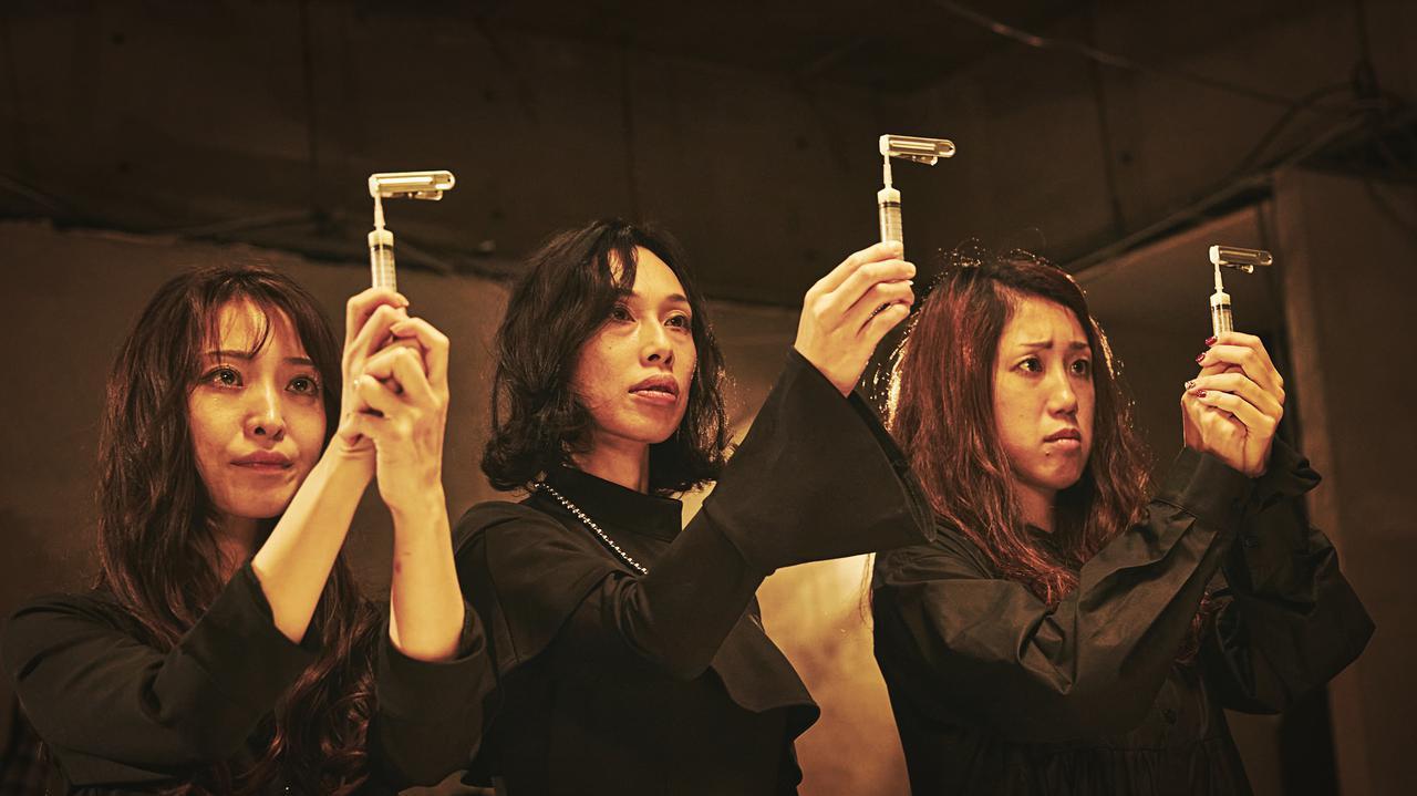 画像1: 堤幸彦監督が原点回帰!テーマは「精子バンク」と「女の本音」の新作映画 『truth(仮)』発表!予告公開!