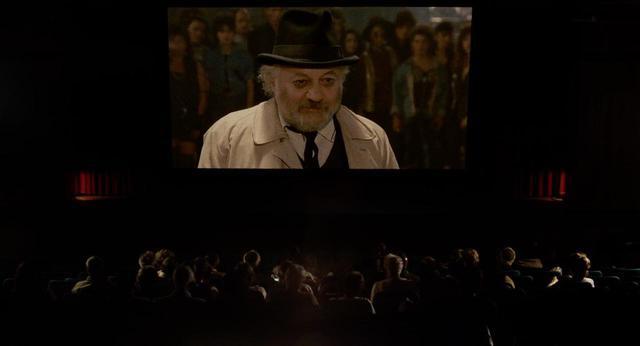 画像: ついに念願の… 敬愛するフェリーニ監督『ボイス・オブ・ムーン』上映シーン本編映像も解禁