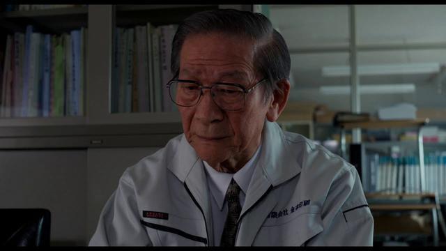 """画像: 小松政夫さん最後の映画出演作『めぐみへの誓い』で見せた、""""俳優""""の顔と演技--本編映像 youtu.be"""
